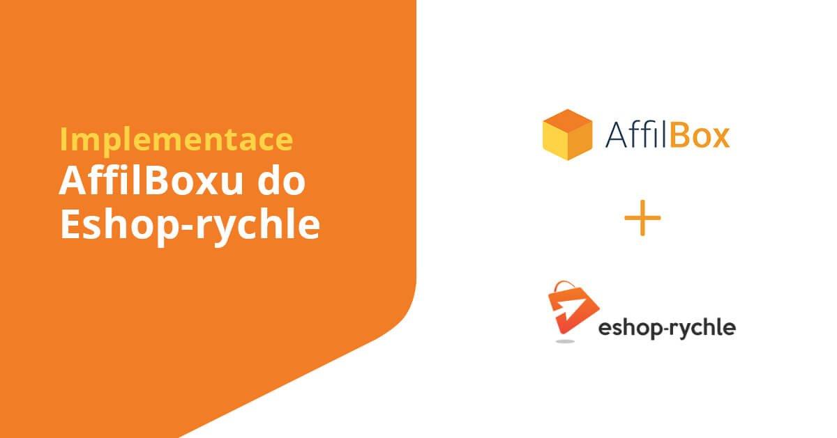 Implementace AffilBoxu do Eshop-rychle.cz