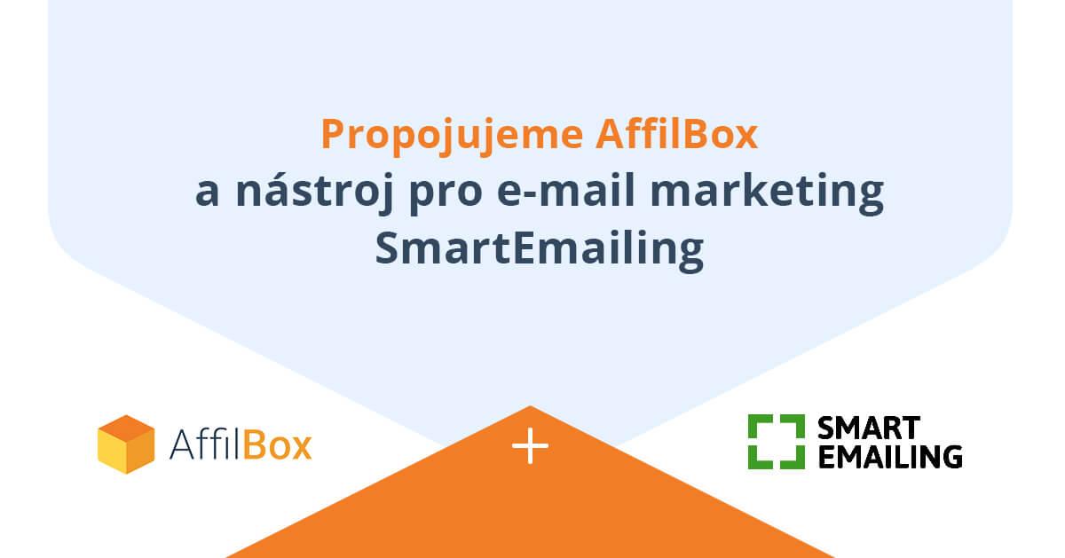 Jak propojit Smartemailing a AffilBox