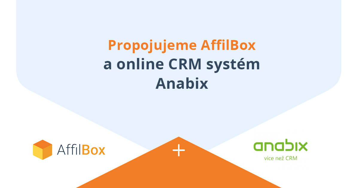 Propojujeme AffilBox a Anabix