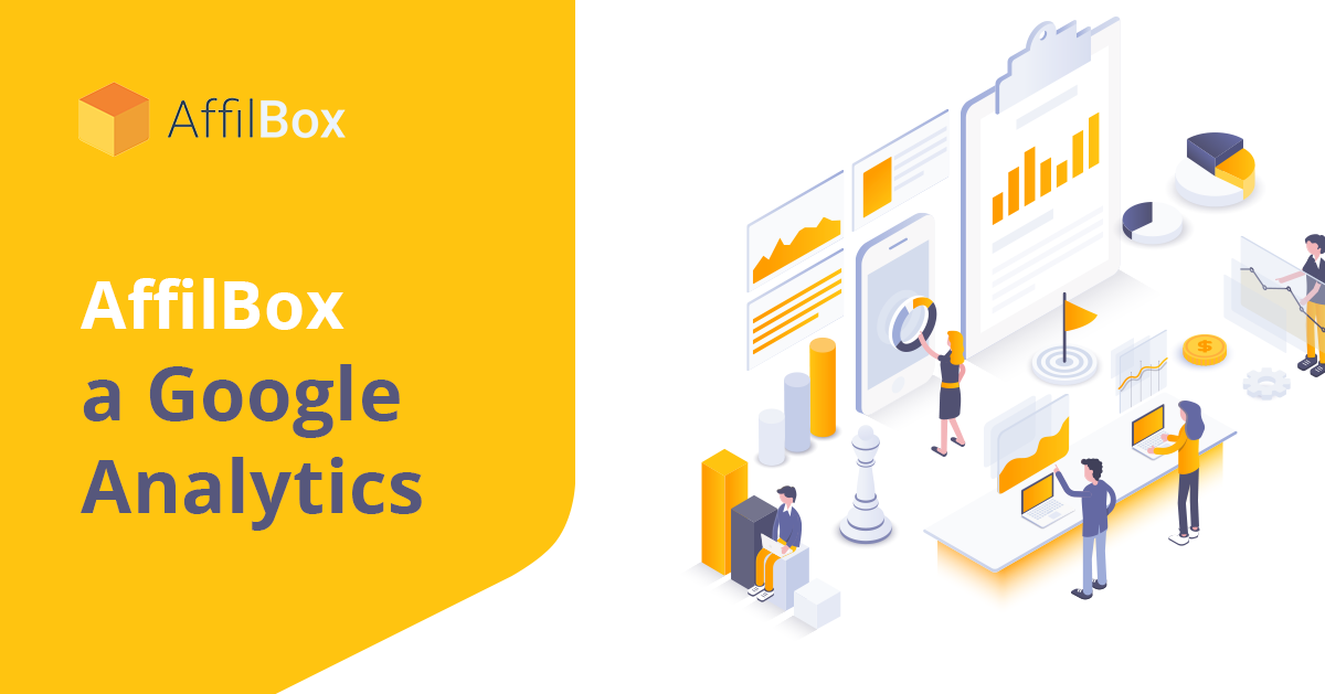 Affiliate a Google Analytics