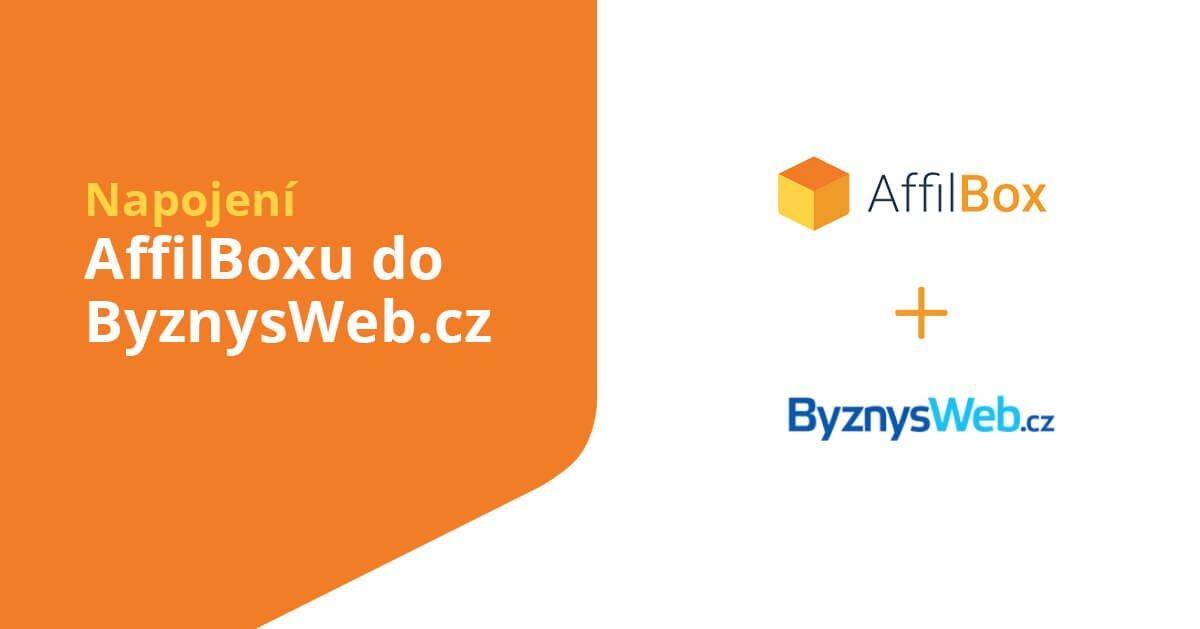 Napojení do eshopu ByznysWeb