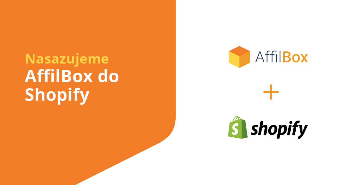 Nasazujeme AffilBox do Shopify