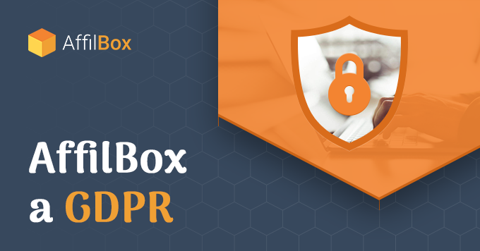 AffilBox a GDPR