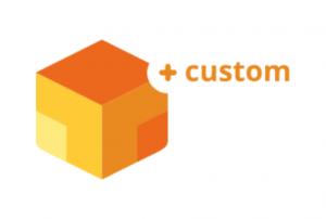 AB logo custom