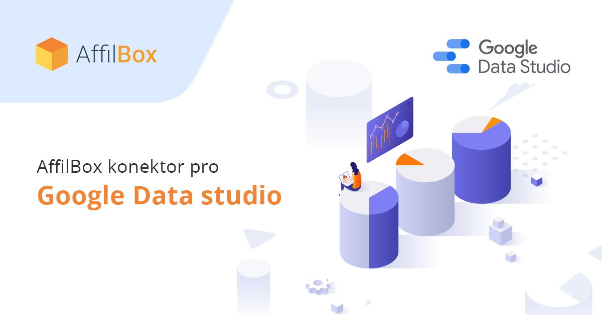 Propojení AffilBoxu a Google Data studio