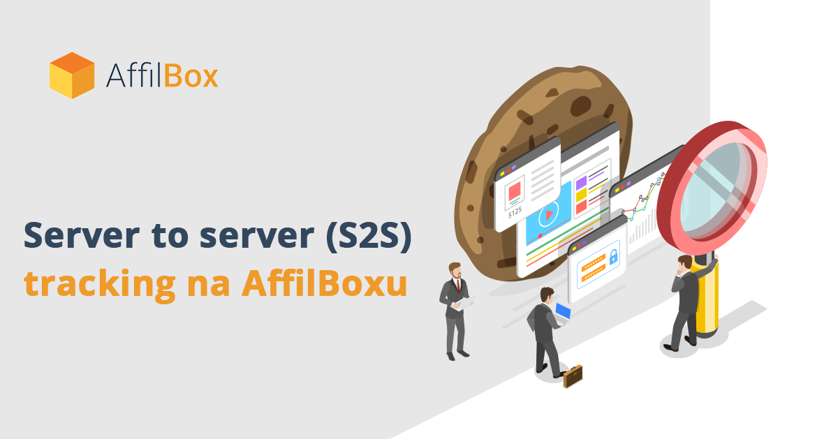 Serverový tracking (Server-to-Server / S2S) na AffilBoxu